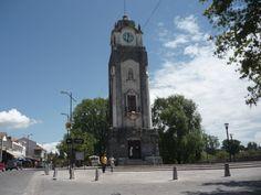 La Torre del reloj, Alta Gracia, Argentina