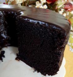 Magic Cake Recipes, Fun Baking Recipes, Easy Cake Recipes, Dessert Recipes, Bread Recipes, Cooking Recipes, Cooking Chocolate, Chocolate Recipes, Hot Chocolate Brownies