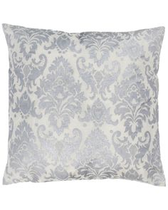 "Rue La La — ""Damask"" Decorative Pillow"