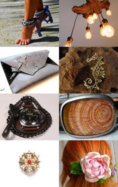 My seahorse ear cuff was included in this very interesting treasury: 2015 Statement by jrosenb1 on Etsy--Pinned with TreasuryPin.com