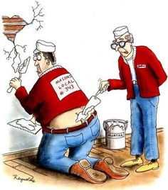 Pin by Neighborhood Plumbing & Sewer Service on Plumbing Humor Cartoon Jokes, Funny Cartoons, Adult Cartoons, Haha Funny, Funny Jokes, Hilarious, Funny Laugh, Funny Shit, Memes Humor