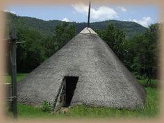 A Traditional Zulu Hut