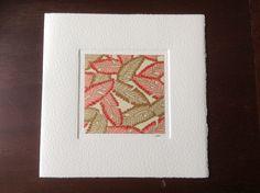 MISU cards design | gold leaf Japanese Paper, Silk Screen Printing, Woodblock Print, Gold Leaf, Wool Felt, Watercolor Art, Pure Products, Prints, Cards