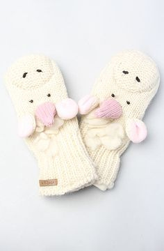 The Unity The Unicorn Mittens by deLux That Im getting LOVE LOVE