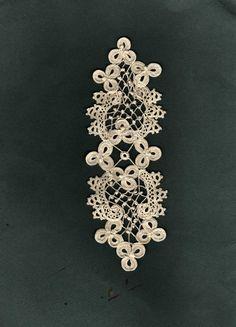 Clones Lace bookmark