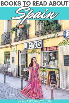 Here are the best books on Spain! We'll cover novels books about living in Spain Spanish history historical fiction and the best Spain travel guides. Travel Tips Travel Hacks packing tour Spain Travel Guide, Europe Travel Tips, European Travel, Travel Guides, Travel Destinations, Budget Travel, Travelling Europe, Travel Packing, Solo Travel