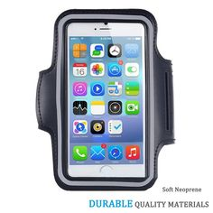 Workout Phone Gym Running Sport Armbands Protective Cover Case For Iphone 6 6 Plus 5s 5c 5 4s 4 High Quality Wholesale Good Taste Armbands Mobile Phone Accessories