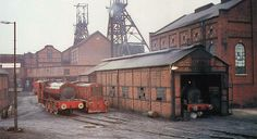 Wheldale Colliery 1960's