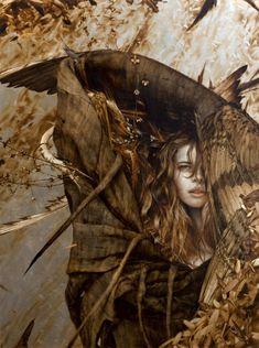 ~Brad Kunkle tarafından ''Işık ve yaprak'' sergisi. http://www.mozzarte.com/sanat/brad-kunkle-tarafindan-isik-ve-yaprak-sergisi/