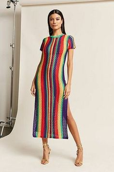 Shop dresses, tops, tees, leggings & more. Crochet Stitches Patterns, African Dress, Festival Outfits, Knitting Designs, Crochet Clothes, Dress Patterns, Knitwear, Knit Crochet, Short Sleeve Dresses