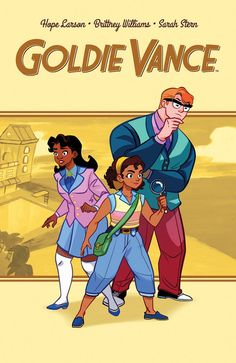 goldie vance tpb vol. 1