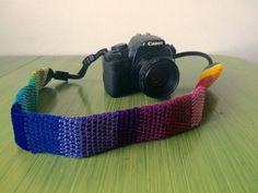 Solmussa - crocheted camera strap Fitbit, Style, Fashion, Swag, Moda, Fashion Styles, Fasion