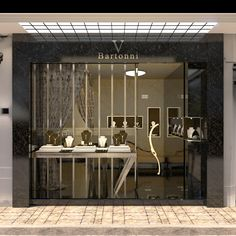 "Jewellery store design - Jewellery retail store "" BARTONNI "" Join us on www.petkos.com and we""ll design your future store in a unique style! We design and construct jewellery stores and display booths , with every attention to detail, feature unique designs , to fit harmoniously in any boutique's environment and incarnate your jewels. Choose the ones that meet your functional needs and aesthetic demands , or send us a quote to help you design your next store in style."
