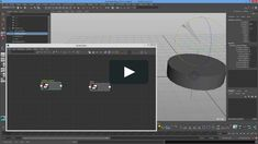 In this tutorial I show how you can create a sliding pivot foot roll using nodes. The first part of the rig is the same as Chris Lesage's rig and I only add…