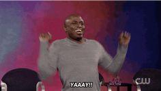 Trending GIF excited yay happy dance wayne brady im so excited delight woo hoo Wayne Brady, Trivia Quiz, Trivia Questions, Paul Jesus Monroe, Excited Gif, Knowledge Test, Happy Gif, Whose Line, Essay Writer
