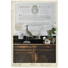 """Affisch """"ANTONIUS"""", 100 x 70 cm"""