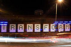 """""""Transform"""" Hoardings, Water Lane, Leeds by tricky"""
