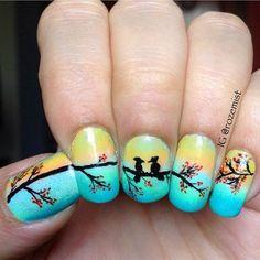 La primavera è alle porte, ecco 10 nail art primavera 2015 da provare!