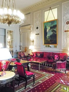 A Designer's Look at the New Ritz Paris Photos | Architectural Digest