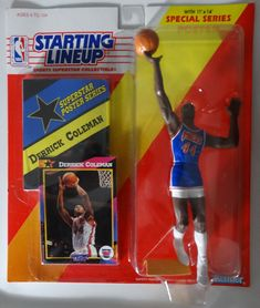 2019 New Style Basketball Cards Tops Stadium Club Derrick Coleman A Great Variety Of Models Sports Mem, Cards & Fan Shop