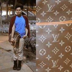 GOING VUITTON  (by Frank Pena) http://lookbook.nu/look/3806367-GOING-VUITTON    nd READ it on: www.ohsomefrankie.blogspot.com