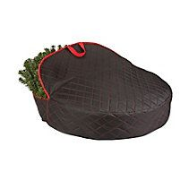 Premium Wreath Storage Bag, 30-in Wreath Storage, Bag Storage, Wreaths And Garlands, Canadian Tire, Outdoor Furniture, Outdoor Decor, Canvas, Christmas, Bags