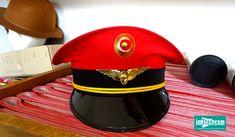 Echte Helden kommen aus dem 7ten - im7ten Captain Hat, Blog, Heroes, Blogging