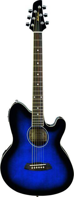 Ibanez TCY10E Talman Double-Cutaway Acoustic-Electric Guitar