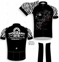 Woesrand MTB shirts - ready for print