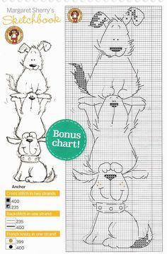 sketchbook dogs