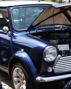 Mini Moris, Minis, Classic Cars, Instagram, Classic Mini, Autos, Vintage Classic Cars, Classic Trucks