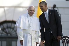 """""""God Bless America"""": Pope Francis Speaks At The White House - BuzzFeed News"""