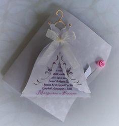 Sobres de invitación de boda cajas de invitación por SarayaWedding