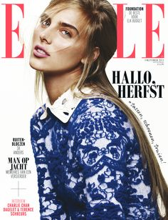 Elle Netherands, October 2013