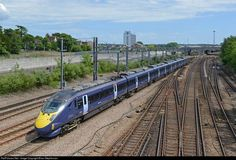 RailPictures.Net Photo: 395 006 South Eastern Trains Class 395 at Ashford, Kent…
