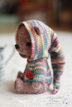 Wendy by By Olga Nechaeva | Bear Pile