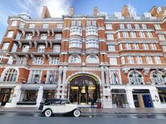 ★★★★ St. James' Court, A Taj Hotel, London, London, UK (236. King) My Favorite Place to Stay in London!