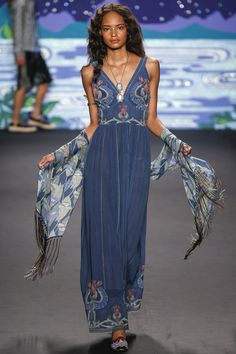 Anna Sui, Show Spring/Summer 2014