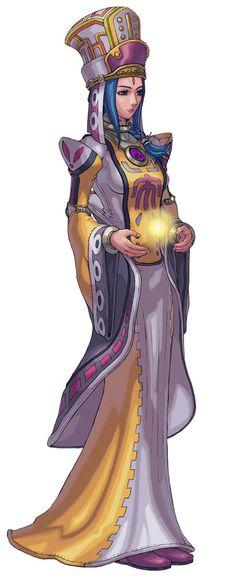 FOmarl from Phantasy Star Online