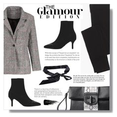 """Glamour"" by fashion-pol ❤ liked on Polyvore featuring Madewell and Urban Decay"