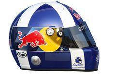 david-coulthard-2008-helmet Racing Helmets, F1 Racing, Racing Team, Motorcycle Helmets, Formula 1, David Coulthard, 1. Mai, Enduro, Red Bull Racing
