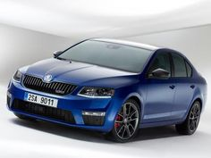 2013 Skoda Octavia RS und Combi RS @ Goodwood Festival of Speed #skodaoctaviars #goodwoodfestival