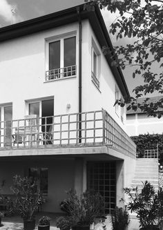 House51, Stubëll KS Winterthur, Stairs, Mansions, House Styles, Home Decor, Architects, Stairway, Decoration Home, Manor Houses