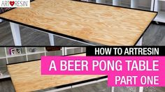 Save your bottle caps bitches!!! YOU can make your own beer pong table with ArtResin!!!!  #ArtResin #art #practicalart #furniture #creative #fun #glossy #shiny #likeglass #bottlecaps #table #beerpong #fun #perfectpour #pristine #protected #crystalclear #diy #crafty #pintrest