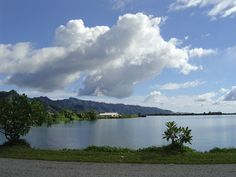 Channel near Kosrae Airport