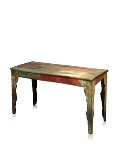 horizon bombay tables   Reclaimed Wood Furniture Bombay Round Coffee Table