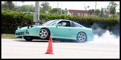 2009 Drifting  West Palm Beach   Adam Williams, Florida  Nissan 240SX- RB25- JDM