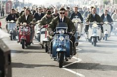 We are the Mods.....