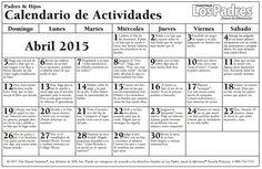 april - 2015 escuela primaria