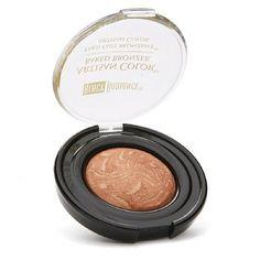 Black Radiance Artisan Color Baked Bronzer, Gingersnap, 0.1 Ounce * For more information, visit image link.